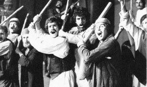تئاتر چپ در ایران نمایندگان حزبی و واقعی